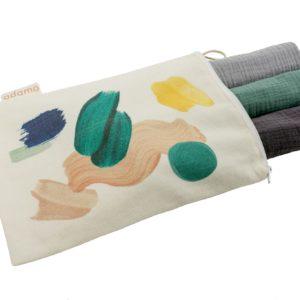 Scutece textile_Gri-verde