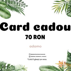Card Cadou_Mini